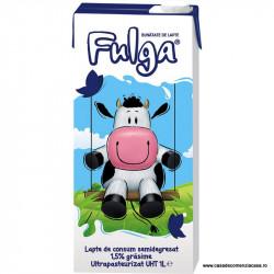 Lapte de Consum UHT Fulga 1,5%