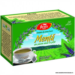 ceai fares menta