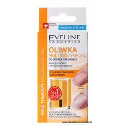 EVELINE NAIL THERAPY ULEI...