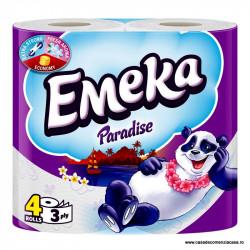 EMEKA HARTIE IGIENICA 4ROLE...