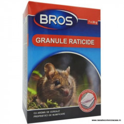 BROS GRAU RATICID 120GR
