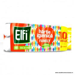 ELFI HARTIE IGIENICA 10ROLE...