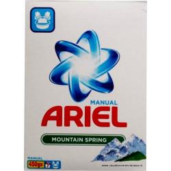 ARIEL DETERGENT MANUAL 450G...