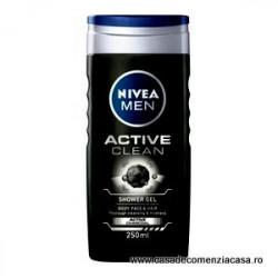 NIVEA GEL DUS ACTIVE CLEAN...