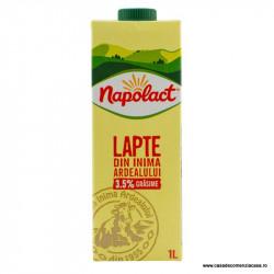 Lapte 3,5% Napolact 1L