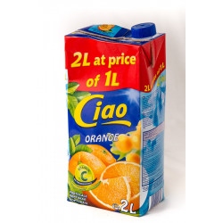 Ciao Suc de Portocala 2L
