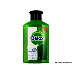 DETOX GEL DEZINFECTANT...